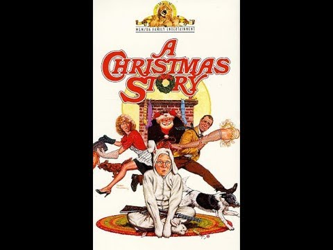 Opening to A Christmas...A Christmas Story Vhs 1996