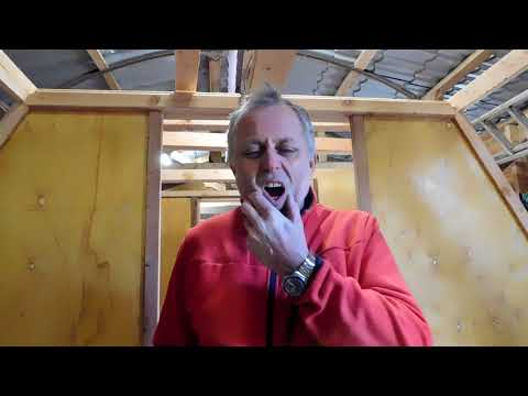 SV Tapatya - Building a cruising sailboat - EP28 - The low-tech boat?