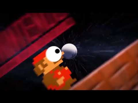 GAME THEORY INTRO BUT I'M SCREAMING IT