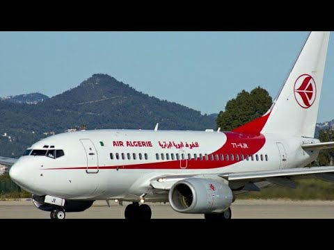 Air Algérie سبحان الذي سخر لنا هذا وما كنا له مقرنين وإنا إلى ربنا لمنقلبون