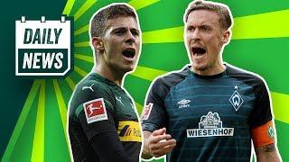 Kahn wird FC Bayern-Boss! Hazard zum BVB wird ernst! Pablo Maffeo aussortiert! Gouweleeuw vs. Baum!