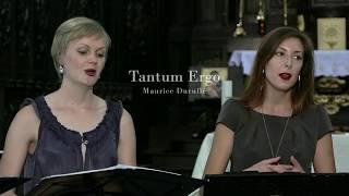OVOHA: Tantum Ergo - Maurice Duruflé
