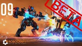 [F2P] Robocraft - BETA -  Ep. 09 [FR]