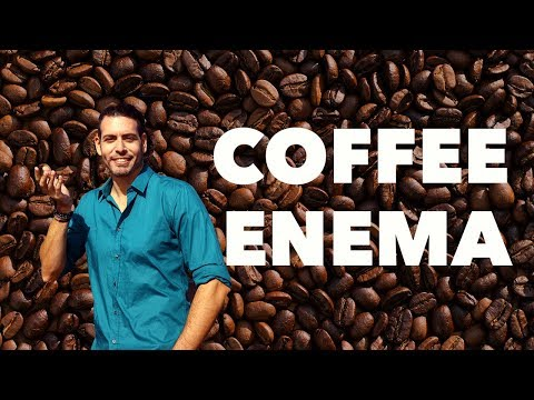 How To Do A Coffee Enema At Home And What Are The Benefits - NO ADS