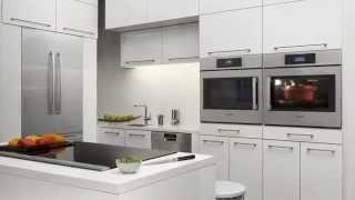 The Bosch Kitchen: Clean European Design