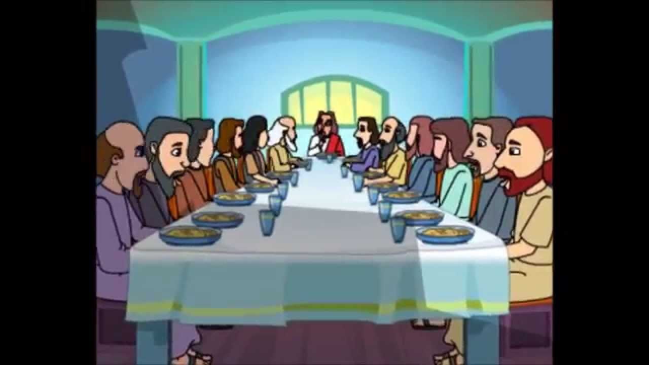 the last supper jesus christ u0027s life story animated story youtube