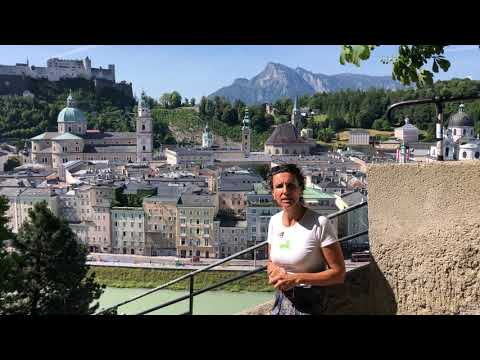 Salzburg awaits your arrival!