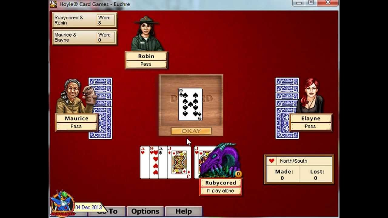Hoyle card games 2008 [old version] [cd-rom] windows xp | used.