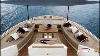 Monte Carlo Yachts 86 Entertaining Features 2014- By BoatTest.com