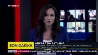 10 EKİM 2015 - Ankara Gar patlaması- DAMLA UĞURTÜRK