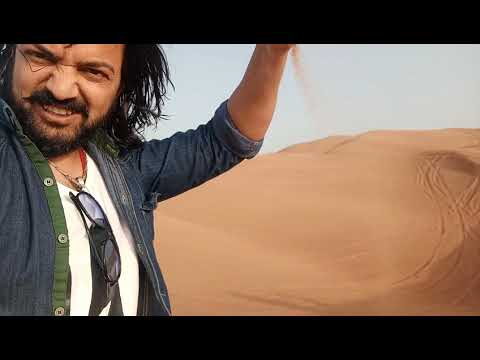 DUBAI Desert safari UAE | Next video – Drifting – Dancing – Fire | VEER