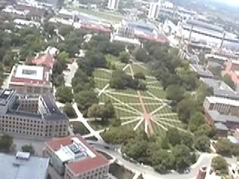 Largest School Tour Aerial & Walking Prospective Students Alumni