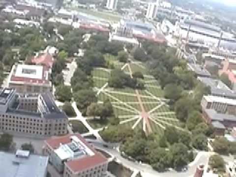 Largest School Tour Aerial & Walking Prospective Students Alumni