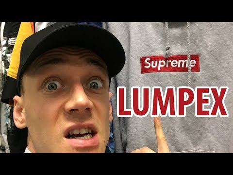 BLUZA SUPREME W LUMPEKSIE II BOGO - || FITY Z LUMPA 2