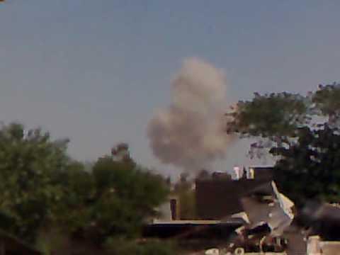 Peshawar Bomb Blast near American consulate (5 April 2010)