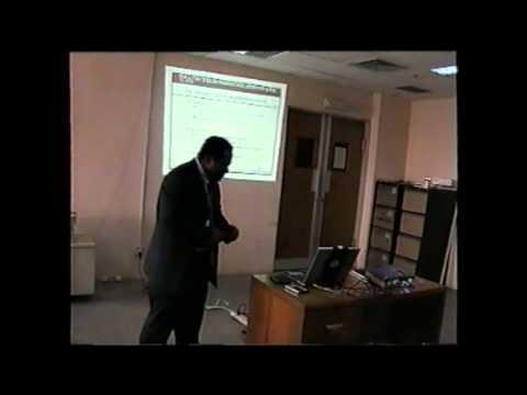 Travis Petroleum  Pipeline Security Presentation at NNPC HQ, Abuja 3 16 2004