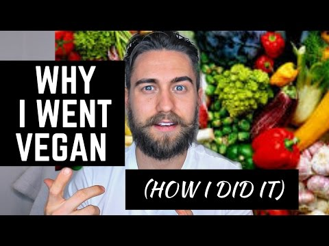 Why I Went Vegan: My Story & Realizations that made me go Vegan