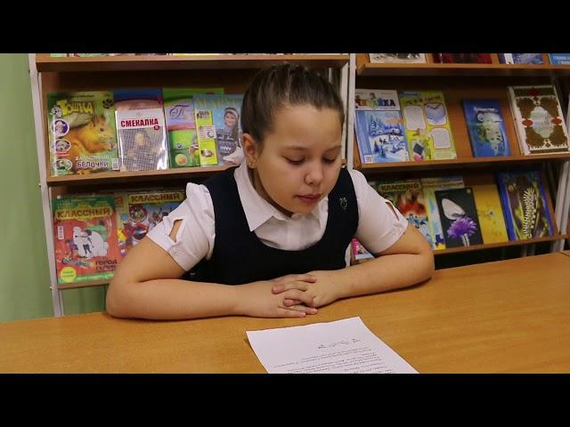 Изображение предпросмотра прочтения – ВалерияХодяева читает произведение «Как белочка дятла спасла» В.А.Сухомлинского