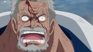 One Piece - Shanks vs Akainu GERMAN/Deutsch HD