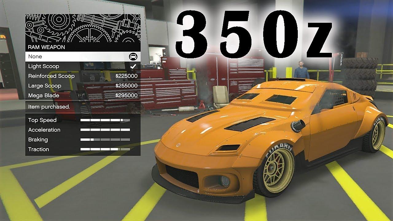 NEW CAR IN GTA 5 Z380 ARENA WAR DLC UPDATE