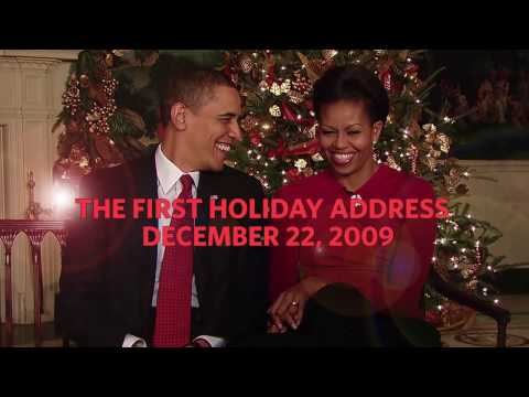 Thumbnail: Happy Holidays from The White House