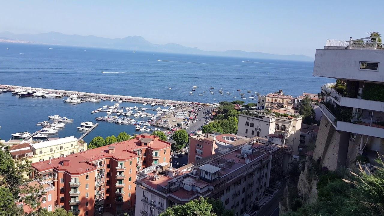Napoli Terrazza Posillipo 3 Giugno 2018