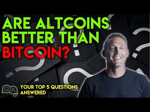 Are ALT COINS Better Than BITCOIN? | Should A Beginner Buy Them?