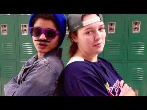 "Holt High School's Spanish VI lip sync the ""Baddest Girl in Town"" for WLW 2017"