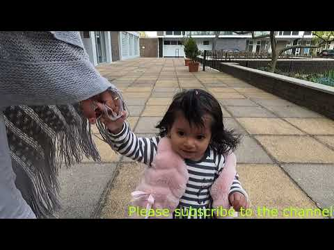 Download Ijya's dayout Full of CUTE Expressions / Avocado Parantha