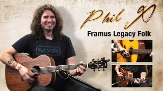 Framus Legacy Series - The Folk Model with Phil X
