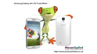 samsung galaxy s4 4g lte frost white best deals prices review