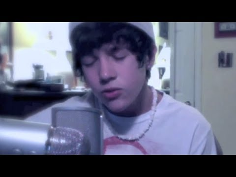 Austin Mahone - Born to be Somebody Justin Bieber cover