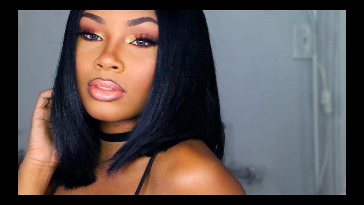 Aaliyah Makeup