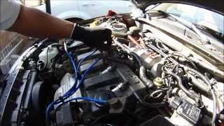 HOW TO READ SPARK PLUGS , A RICH CONDITION AND OIL PROBLEM