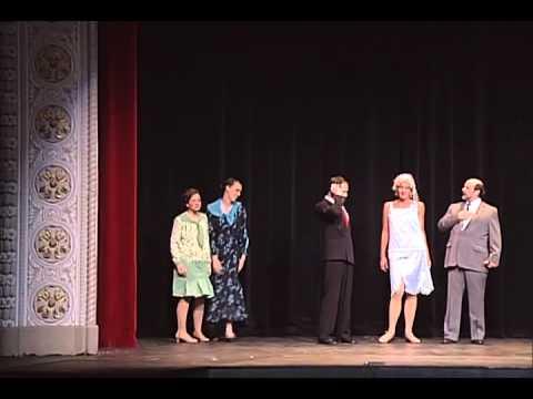 "Croswell Opera House presents ""Singing in the Rain"" 2011]"