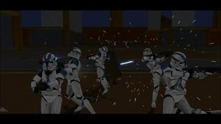 Star Wars: Battlefront II- Attack on The Jedi Temple | Order 66 | HD