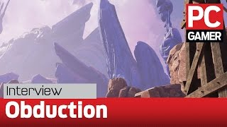 Myst creator Rand Miller on Obduction and puzzle games - E3 2016