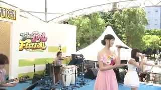 TIF2014 アイドリング!!!の横山ルリカと、さんみゅ〜の新原聖生(にいは...