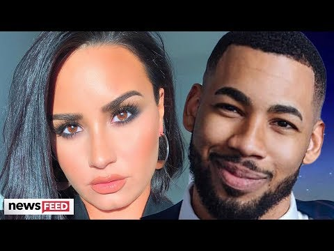 Demi Lovato And 'Bachelorette' Contestant Heating Up Relationship!