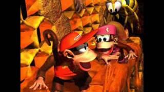 Donkey Kong Country 2 Wasp Hive madden's version