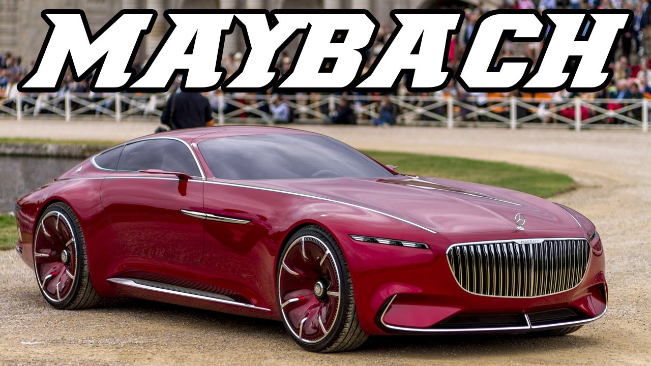 The Most Expensive Remote Control Car Mercedes Maybach Vision 6
