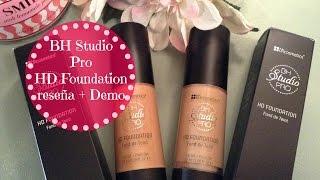 bh studio pro hd foundation resea demo