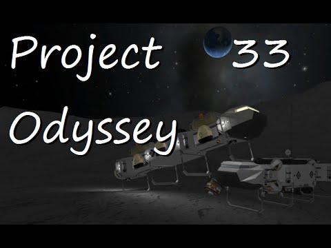 "E33: ""Eve Anomalies"" / Project Odyssey / KSP 0.25"