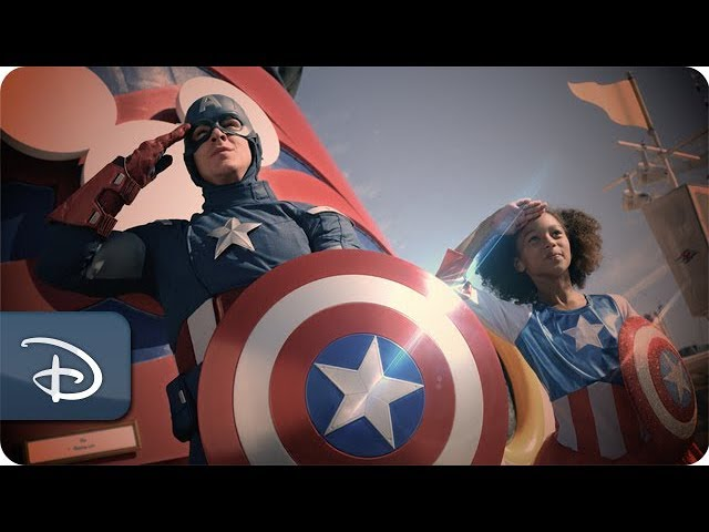 Marvel Day at Sea | Disney Cruise Line