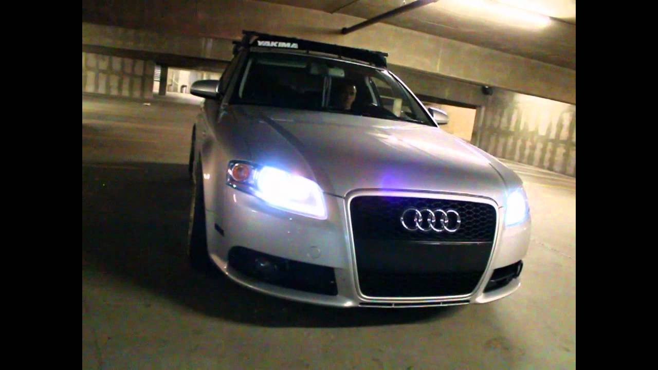 Audi a4 b7 vid youtube for Mueble 2 din audi a4 b7