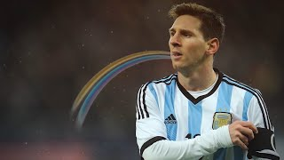 Why Messi used to throw up during matches - Oh My Goal