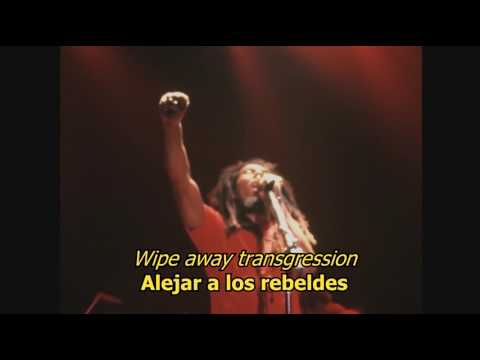 Exodus - Bob Marley (LYRICS/LETRA) (Reggae)