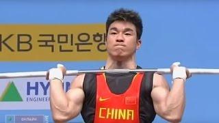 2009 World Weightlifting Championships, Men 69 kg \ Тяжелая Атлетика. Чемпионат Мира