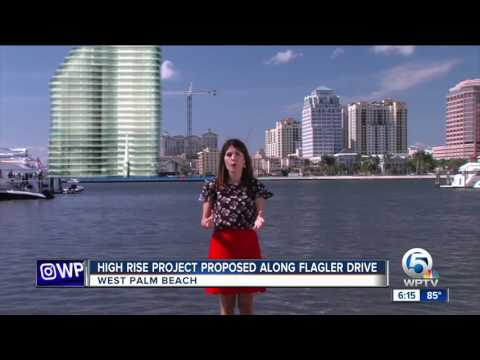 New high rise building could change West Palm Beach skyline by 2020