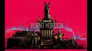 Rainbow Six Siege - Burnt Horizon Operators Gameplay and Gadget Starter Tips